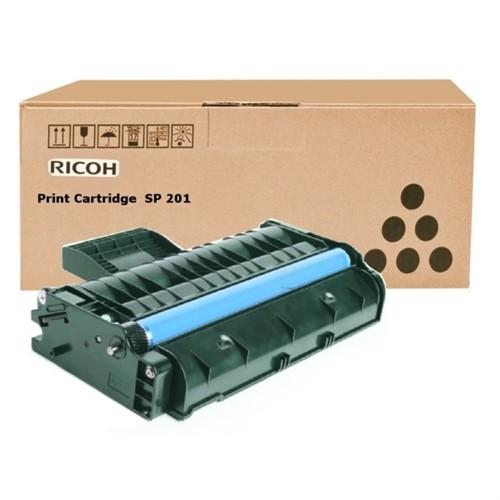 Ricoh 407999 (TYPE SP 201) Toner black, 1000 pages