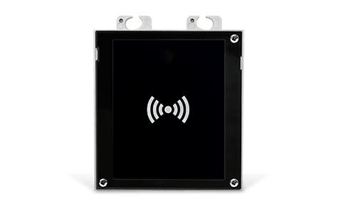 2N Telecommunications 9155040 RFID reader Black,Silver