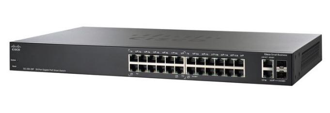 Cisco SG250-26-K9 Managed L2 Gigabit Ethernet (10/100/1000) Black