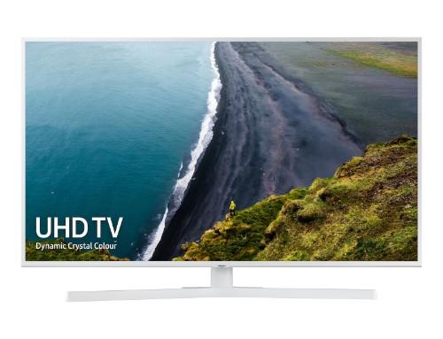 """Samsung Series 7 RU7410 109.2 cm (43"""") 4K Ultra HD Smart TV Wi-Fi White"""