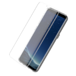 OtterBox Clearly Protected Skin + Alpha Glass Series for Samsung Galaxy S8, transparent