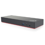 Lenovo ThinkPad Thunderbolt 3 Wired Black