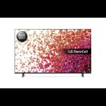 "LG 50NANO756PA TV 127 cm (50"") 4K Ultra HD Smart TV Wi-Fi Black"