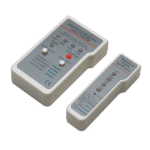 Intellinet Multifunction Network Cable Tester, Grey (351898)