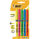 Bic Brite Liner Highlighters Assorted Pack of 5