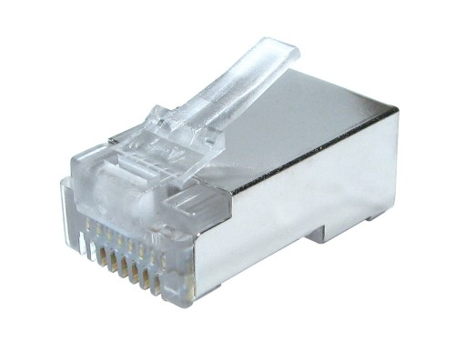 Cables Direct UT-195BGD RJ-45 Silver wire connector