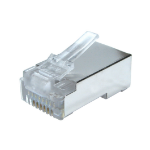 Cables Direct UT-195BGD wire connector RJ-45 Silver