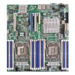 ASROCK_RACK Asrock Rack EP2C612D16NM-8R Server Board, Intel C612, 2011, SSI EEB, Dual GB LAN, IPMI LAN, Serial P