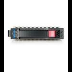 Hewlett Packard Enterprise 500GB 6G SATA SFF external hard drive Black
