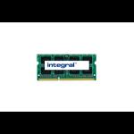 Integral 4GB DDR3-1600 SODIMM R1 EQV. TO B4U39AA FOR HP/COMPAQ