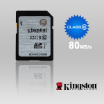 Kingston Technology 32GB SD Card SDHC/SDXC Class10 UHS-I Flash Memory 45MB/s Read 10MB/s Write Full HD for Photo Video C