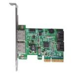 Highpoint RocketRAID 642L interface cards/adapter eSATA,SATA Internal