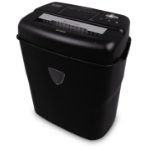 Aurora AS1018CD paper shredder Cross shredding 23 cm 70 dB Black