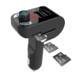 Gembird BTT-02 Bluetooth audio transmitter 10 m Black
