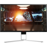 "AOC Gaming AG241QX computer monitor 60.5 cm (23.8"") Quad HD LED Flat Black,Red"
