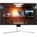 "AOC Gaming AG241QX computer monitor 60.5 cm (23.8"") Quad HD LED Flat Black,Red"