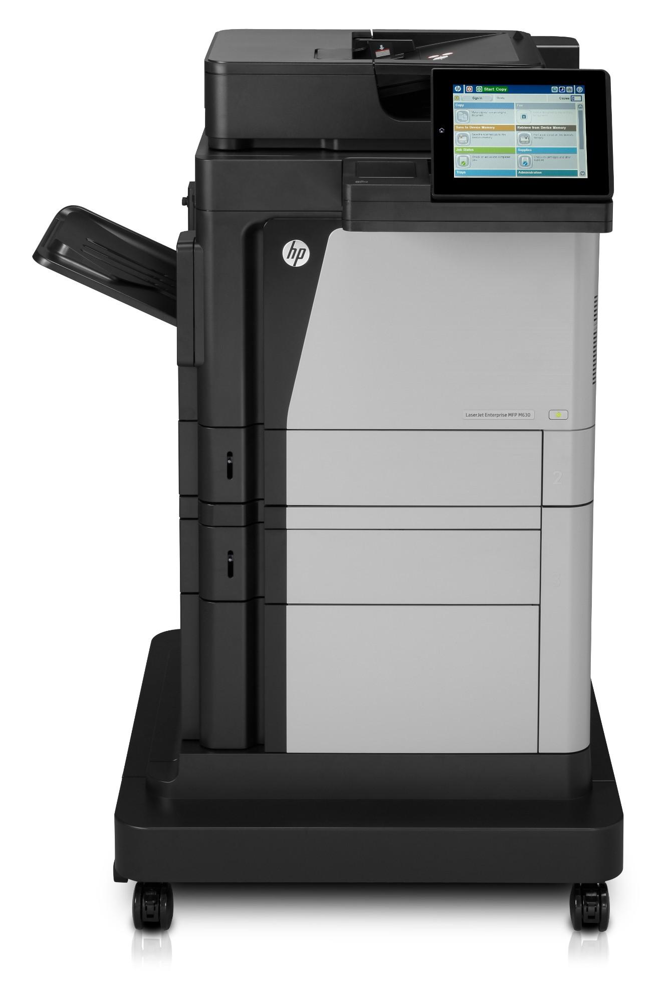 LaserJet Enterprise M630f - Multifunction Printer - Laser - A4 - USB / Ethernet