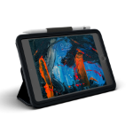 ZAGG 102004265 tablet case Folio Black