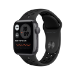 Apple Watch SE Nike OLED 40 mm Gris GPS (satélite)