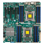 Supermicro X9DAi Intel C602 LGA 2011 (Socket R) Extended ATX server/workstation motherboard