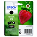 Epson C13T29814010 (29) Ink cartridge black, 175 pages, 5ml