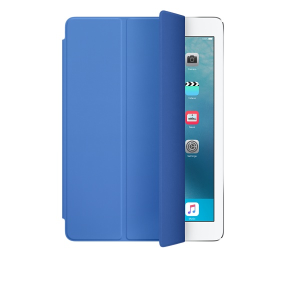 "Apple MM2G2ZM/A 9.7"" Cover Blue"