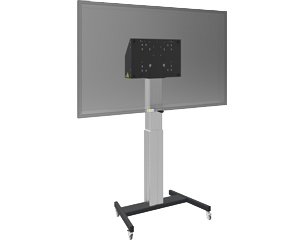 iiyama MD 062B7295 flat panel floorstand Portable flat panel floor stand Black,Grey
