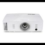 Acer Basic X1385WH Desktop projector 3400ANSI lumens DLP WXGA (1280x800) 3D White data projector