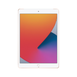Apple iPad 4G LTE 128 GB 25,9 cm (10.2 Zoll) 3 GB Wi-Fi 5 (802.11ac) iPadOS Gold
