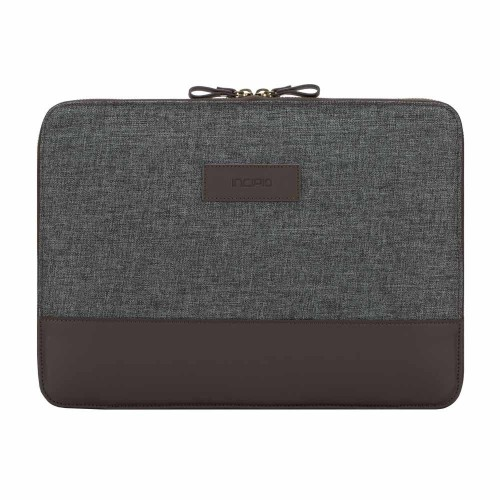 "Incipio Carnaby Essential Sleeve 31.2 cm (12.3"") Sleeve case Burgundy,Grey"