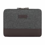 "Incipio Carnaby Essential Sleeve 31.2 cm (12.3"") Sleeve case Burgundy, Gray"
