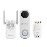 EZVIZ CS-BD-DB1C doorbell kit White