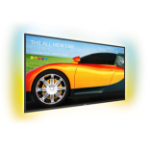 "Philips BDL4335QL 109.2 cm (43"") LED Full HD Digital signage flat panel Black"