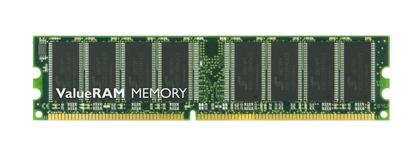 Kingston Technology ValueRAM 1GB 266MHz DDR Non-ECC CL2.5 DIMM memory module