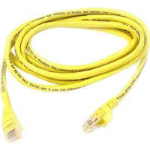 "Belkin 0.15m Cat.6 UTP networking cable 5.91"" (0.15 m) Yellow"