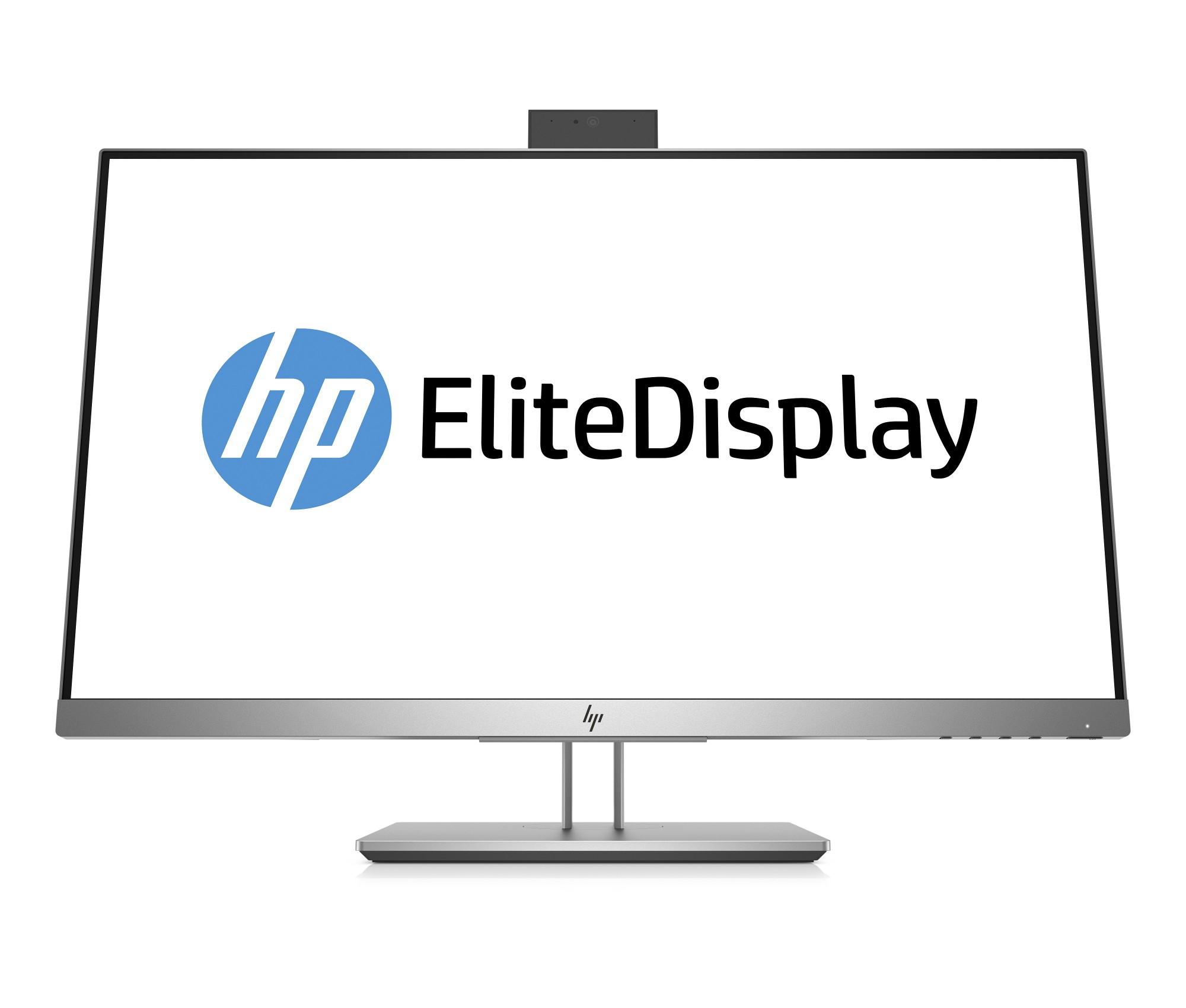 "HP EliteDisplay E243d 60,5 cm (23.8"") 1920 x 1080 Pixeles Full HD LED Gris, Plata"