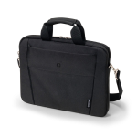 "Dicota Slim Case Base 15-15.6 39.6 cm (15.6"") Messenger case Black"