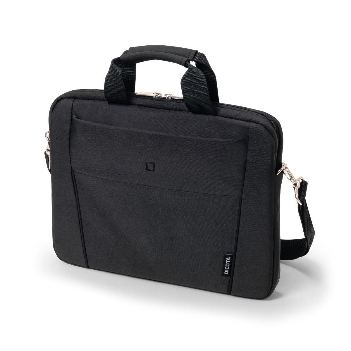 "Dicota Slim Case Base 15-15.6 39.6 cm (15.6"") Messenger case Black"