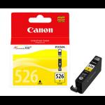 Canon CLI-526 Y cartucho de tinta Original Amarillo 1 pieza(s)