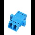 Black Box FOT126 fiber optic adapter LC/LC Blue