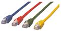 MCL Cable RJ45 Cat5E 0.5 m Blue cable de red 0,5 m Azul