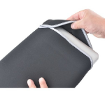 "CODi 13 NEOPRENE SLEEVE notebook case 13"" Sleeve case Grey"