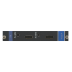 Kramer HDMI with Analog Audio Input Card 2 inputs