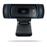 Logitech B910 5MP USB 2.0 Negro cámara web