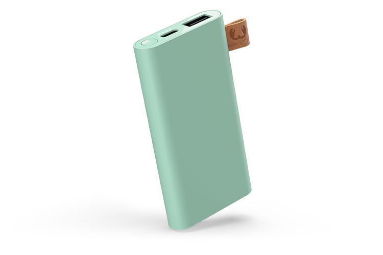 Fresh 'n Rebel 2PB3000MM batería externa Verde Polímero de litio 3000 mAh