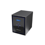 Netgear RN426 NAS Desktop Ethernet LAN Black