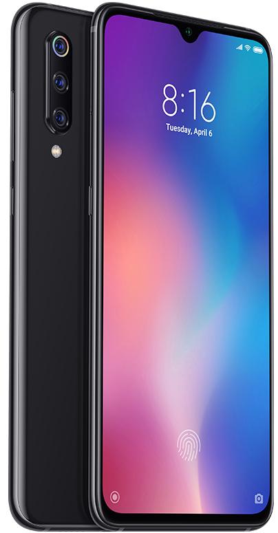 "Xiaomi Mi 9 16,2 cm (6.39"") 6 GB 64 GB Dual SIM Zwart 3300 mAh"