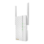 ASUS RP-AC66 WLAN access point White 1300 Mbit/s