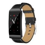 "Denver BFH-250BLACK activity tracker 2.44 cm (0.96"") Wristband activity tracker Black IP68"