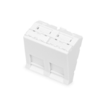 Digitus DN-93802-7-SH wall plate/switch cover White